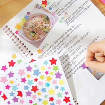 COLOR SEAL STAR 80-21