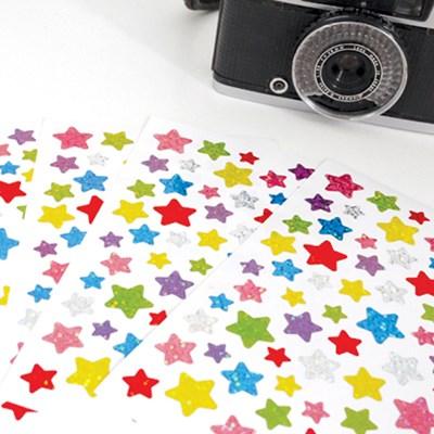 홀로그램 스티커 별 80-21 H