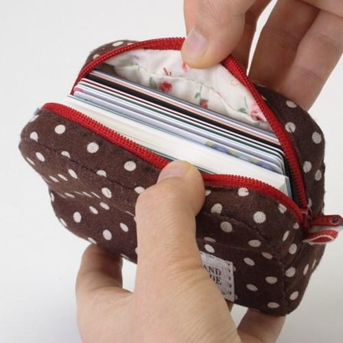 [DIY패턴] 카드명함지갑만들기-허쉬