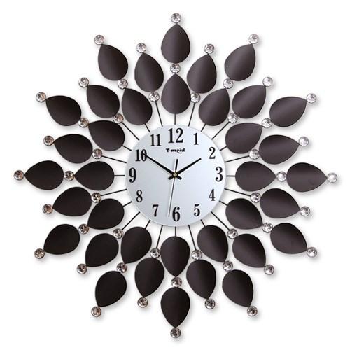 블랙리프 럭셔리 철제시계