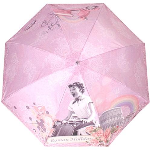 로마의휴일 UV코팅 양산