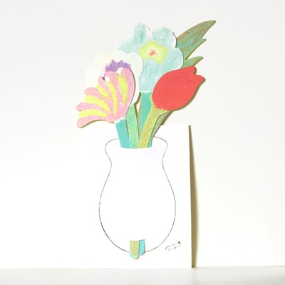 Flowers for you - CARD