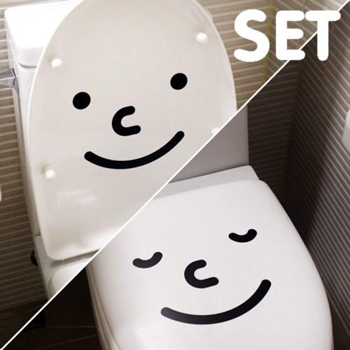 Mr.Stika Smile Set01