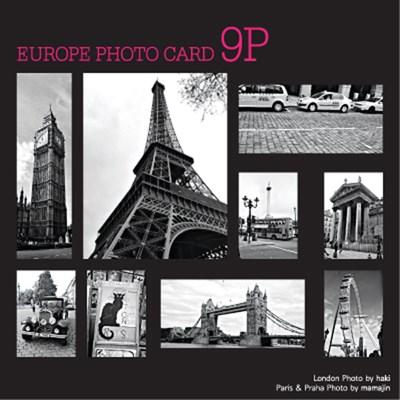 유럽포토카드 9p