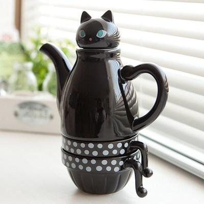 티포투 - black cat