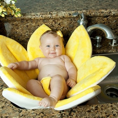 아기의 행복한 목욕시간 블루밍배쓰 - 유아용 욕조