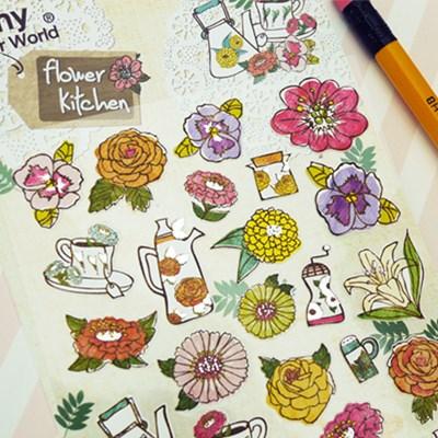 Flower kitchen 15S-Z828