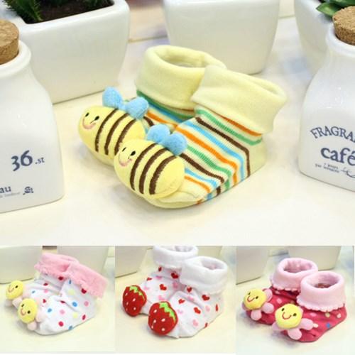 아기를 위한 귀여운 캐릭터 양말 (14종) 201510_(901151326)