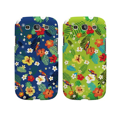 Tropical Series for Galaxy S3