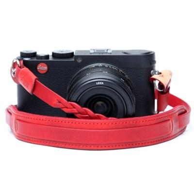 씨에스타 가죽 카메라스트랩 MANO CSS-HM12 - 지아노레드