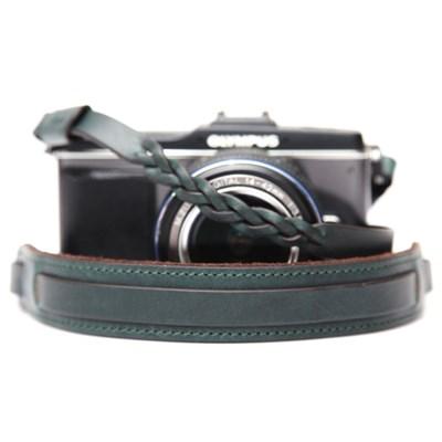 씨에스타 가죽 카메라스트랩 MANO CSS-HM12 - 지아노다크그린