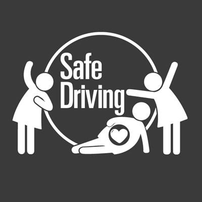 [itstics-Basic] 픽토그램_safe driving 1.