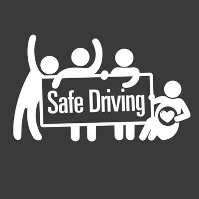 [itstics-Basic] 픽토그램_safe driving 2.