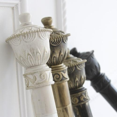 Curtains Accessories 크라운 커튼봉 35mm