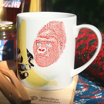 널 위해 준비했어 Mug