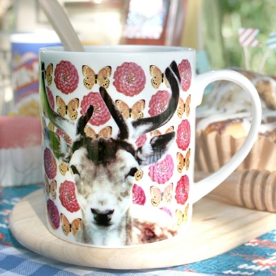 Formosan deer Mug
