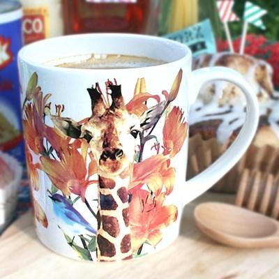Giraffe Giraffe Mug