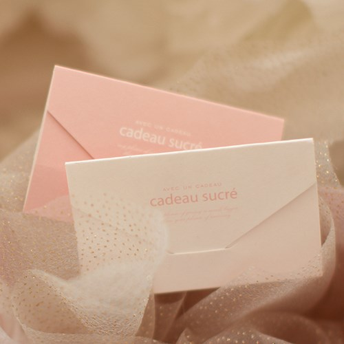 디비디 미니 카드 - Romantic
