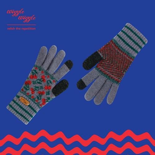 [위글위글 스마트폰 터치 장갑] Smart phone touch gloves (SG-005)