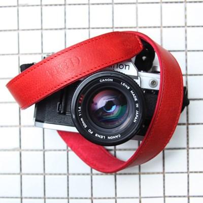 씨에스타 가죽 카메라스트랩 CSS-L30 - 지아노 레드