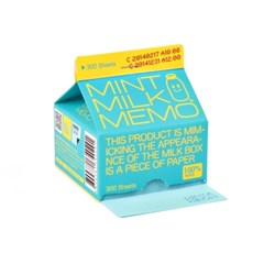 Mint Milk Memo