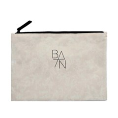 BAAN_001 CLUTCH_WHITE