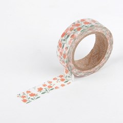Masking Tape single - 12 rose garden