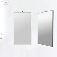 모던 벽걸이 욕실겸용 거울 (중)