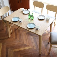 스칸디 피노 4인 식탁