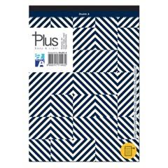 더블에이 플러스 Easy&Light 노트패드 A4 60매