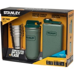 [STANLEY] 스탠리 어드벤처 플라스크/샷글라스 선물세트