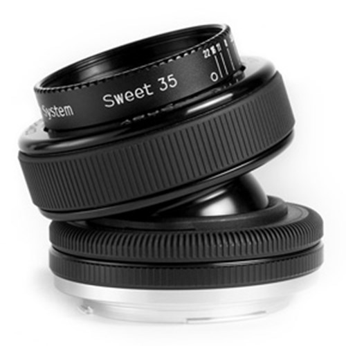 LENSBABY 렌즈베이비 Composer Pro w/Sweet 35 For CANON