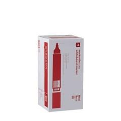 화이트보드마카 빨강 9P박스(생잉크)