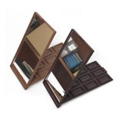 초코렛 데스크 거울