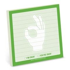 Sticky Note-I'm Okay (오키도키!)