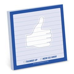 Sticky Note-Thumbs Up (좋아요!)