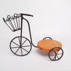 철제 자전거 화분 받침대