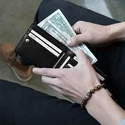 [★별자리 키링 증정] D.LAB Coin Half wallet - Black