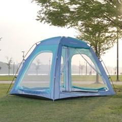 피크닉 쉘터 그늘막텐트 GF116001 캠핑 캐노피 5인용 천막