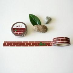 Masking Tape [Red Brick]