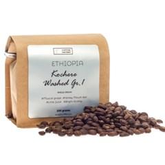 [송도동 커피공장] 코체레 워시드 G1 : 에티오피아 스페셜티