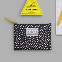 COATED COTTON POUCH (SMALL)