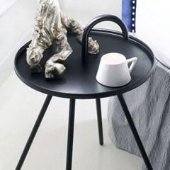 아리아퍼니쳐 Bibione 원형 트레이 테이블 3color
