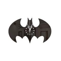 DIY 포인트 거울 시계 Bat Clock