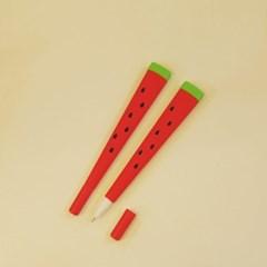 귀여운 수박 볼펜