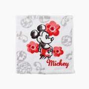 미키 마우스 드리미 하트 타올 손수건 선물 포장