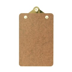 PENCO Clip Board O / S Gold Mini