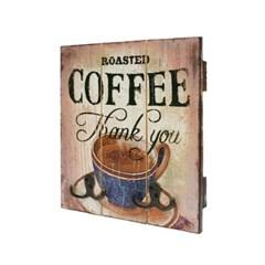 빈티지 벽걸이 홀더-COFFEE