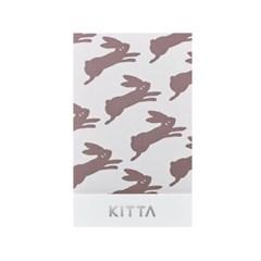 [KITTA seal] 포켓형 데코 스티커_KITD003
