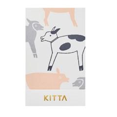 [KITTA] 포켓형 마스킹 테이프_KIT029 농장